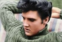 The  one and only  King / Elvis Aaron Presley[a] (January 8, 1935 – August 16, 1977) was an American singer and actor. Died August 16, 1977 (aged 42) Memphis, Tennessee, U.S. Spouse(s)	Priscilla Ann Presley (m. 1967; div. 1973) Resting Place  Graceland,Memphis,Tennessee  U.S.