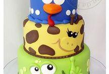 Birthday Cakes For Children