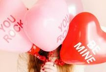 Valentine's Day / Love is in the air with these Valentine's Day ideas that your family will love.