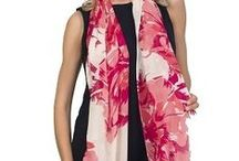 Stylish Scarves / Versatile scarves for every season, to bring a fresh new look to any outfit. Easy to pack or fold into a hand bag - so many uses!