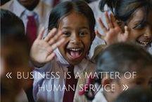 MJF Charitable Foundation / L'humain, au coeur de l'entreprise