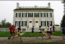 (un)Pleasant Hill Trail Run Series / Shaker Village's trail run series is an annual event. Find out more and register online at shakervillageky.org.