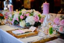 Royal Pink Funtime Wedding / One of our favorite weddings and beautiful start of the Funtime wedding season 2015!