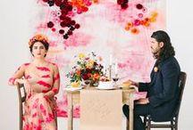 Frida Kahlo wedding inspiration