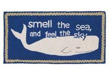 See-Sea / Products and design inspired by the sea to set your Boho brain a-sailing / by Susan Lawson