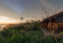 Lune de miel au Sri Lanka / Les établissements Relais & Châteaux Dilmah au Sri Lanka sont des domaines paradisiaques... L'idéal pour les jeunes mariés en lune de miel ! #honeymoon #resplendentceylon