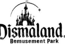 Dismaland Bemusement Park UK / Banksy's Dismaland Bemusement Park in Weston-Super-Mare  Are you looking for a £3 alternative family day out?   Bring the whole family to enjoy the latest addition to our chronic leisure surplus… Contains uneven floor surfaces, extensive use of strobe lighting, imagery unsuitable for small children, and swearing. The following are strictly prohibited in the Park – spray paint, marker pens, knives, and legal representatives of the Walt Disney Corporation.