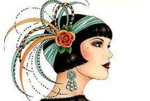 Art Deco Mode/ 1920