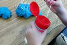 Fine Motor / Fine motor activities for the preschooler