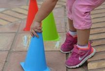 Gross Motor and Movement / Gross motor activities for the preschooler
