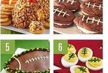 Super Bowl Treats / by Jackie b