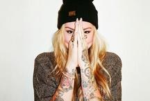 Tattoos and Piercings  / by Geena