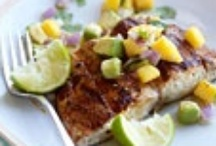Fish Recipes / by Jackie b