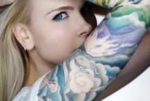 INK / Tattoos are the most fascinating way of art. / by Julia Erben