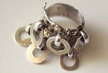 Silver / vintage - handmade - jewelry