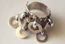 Silver / vintage - handmade - jewelry