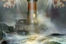 light houses and castles / by Kathy L Johnson