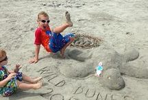 #FlatDuney Summer Photo Contest! / Flat Duney, Wild Dunes Resort's own spin on Flat Stanley, will be the feature of this year's summer photo contest!  Begin your fun with Flat Duney by coloring him in and cutting him out.  Bring Duney and your camera along while you enjoy your summer family beach vacation and try to snap creative, funny or unique photos of our local sea turtle celebrity throughout your stay and as you get back home and travel beyond the Resort.  #FlatDuney / by Wild Dunes Resort