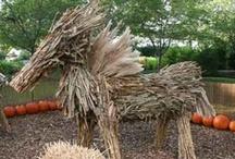 Recycled garden / Recykling w ogrodzie