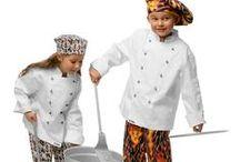 Ropa Chef Junior