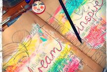 Journals & moodboards