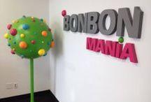 Nos bonbons / Nos produits disponibles chez Bonbon Mania