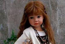 Dolls for inspiration