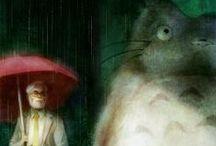 Studio ghibli / My life with Ghibli ! What a wonderful journey <3