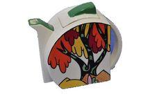 Clarice Cliff / Art Deco Teapots