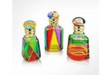 Carnival glass / Colour