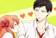 Gekkan Shoujo Nozaki Kun / New Series and YES it so FUNNY !!