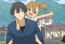 Barakamon !! / Need inspiration from 4yo kid.