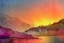 Art - using colour