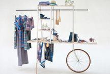 merchandize. / store & visual merchandise idea.