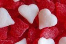 St-Valentin / Bonbons de la St-Valentin