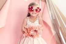 Flower Girls and Ring Bearers / Adorable outfits for flower girls and ring bearers.