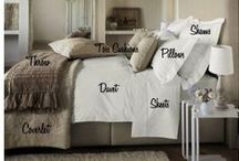 Organised Bedroom / Make your organised bedroom your haven for calm and relaxation.