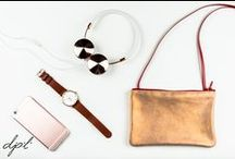 ROSE GOLD / Rose Gold accessories to add a chic piece to your outfit