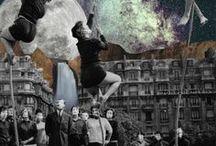 collages. / Art/Dada/Surrealism/Postmodernism