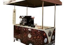 Big Kahuna Coffee Camper