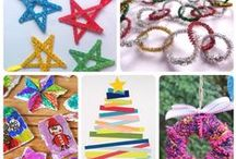 Christmas Everything 4 Kids / I LOVE Christmas! Kids Activities, Kids Crafts and so many happy family traditions!