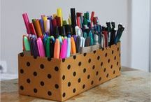 Storage / Organization / Cause we need it in the right place! and NEAT... do we?