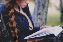 """becoming bookish / """"If I'm honest I have to tell you I still read fairy-tales and I like them best of all."""" ― Audrey Hepburn / by Luce Amico"""