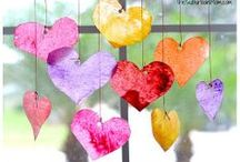Valentines Day Love / Find Something Special for Valentines Day Love great ideas for toddlers and preschoolers. Will you be mine?