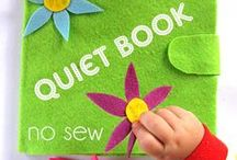 Felt | Quiet Book / Everything felt! mainly quiet book inspiration  / by Nicolette | Powerful Mothering