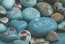pebbles and stones - Mix