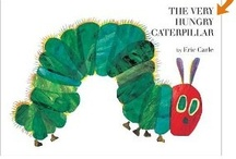 The Very Hungry Caterpillar By Eric Carle / Play, activities and crafts based off The Very Hungry Caterpillar Book By Eric Carle