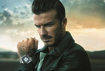 Celebrities in Watches / A listers love a good watch don't they? Here we have picked a few of our fave celebs sporting their designer timepieces.