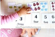 Kids Learning Letters, Numbers, Shapes & Color / My quest for homeschooling and teaching my kids.