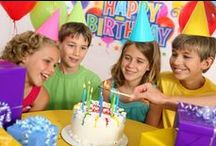 Cool Birthday Parties / Ideas and tips on having an ultra-cool birthday party! #birthday #party #kids #children